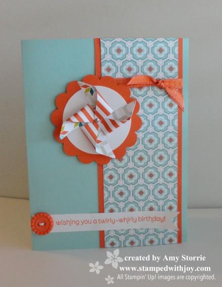 Pinwheel Birthday
