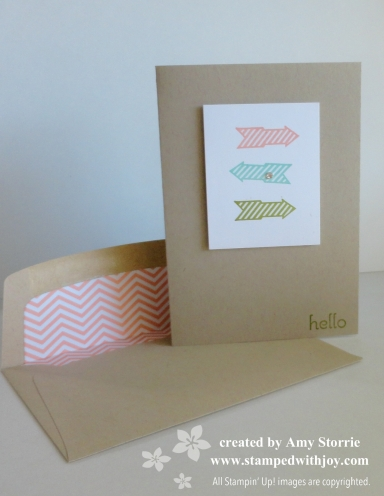 Hello Lovely Arrow card-001