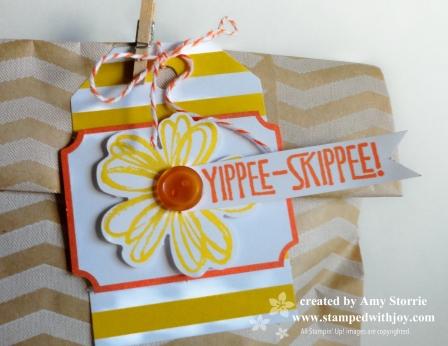 Yiippee-Skippee close up