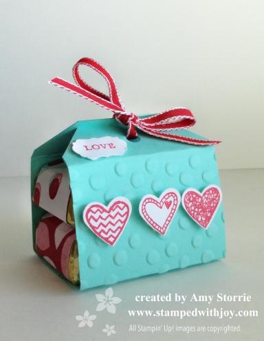 Language of Love Nugget Box