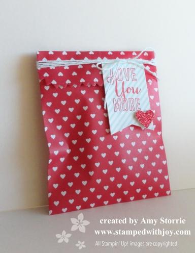 Sweetheart Treat Bag