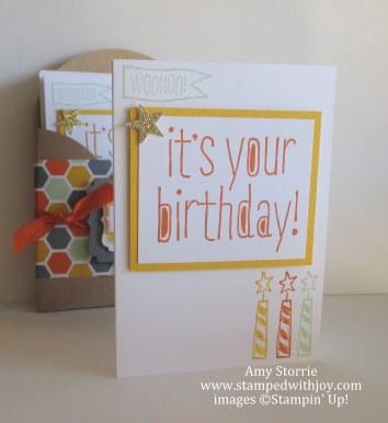 Birthday Box cards
