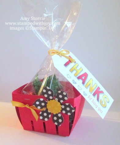 Berry Basket For Being You