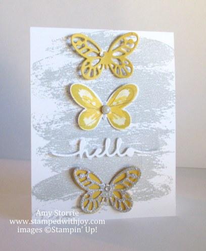 Hello Honey Butterflies