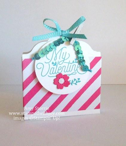 Bloomin' Love Ghiradelli box